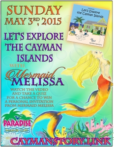 Let's explore the Cayman Islands with Mermaid Melissa